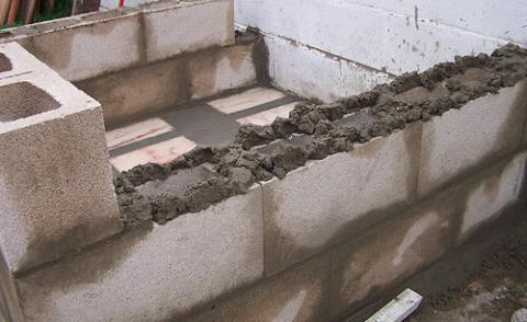 Cementos Naturales, Aplicación en la Construcción