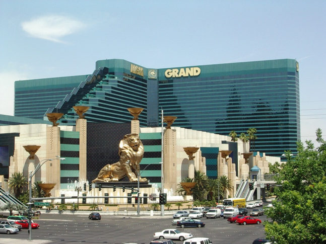 Top 3 Super Estructuras Casinos en Las Vegas