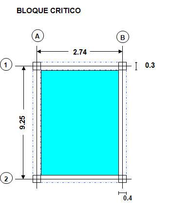 Plantilla Excel  – Cálculo de Espesor de Losa Maciza