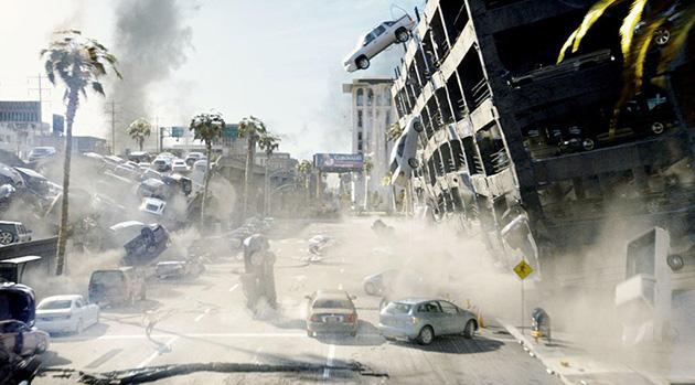 Falla más comunes debidas a sismos
