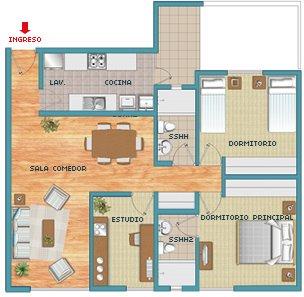 Dise o de planos de casas for Programas para disenar planos arquitectonicos