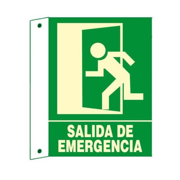 Salidas de Emergencias en edificaciones